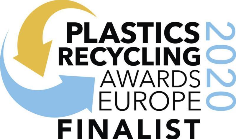 Caroda Polymer Recovery Winner Plastics Recycling Awards Europe 2020