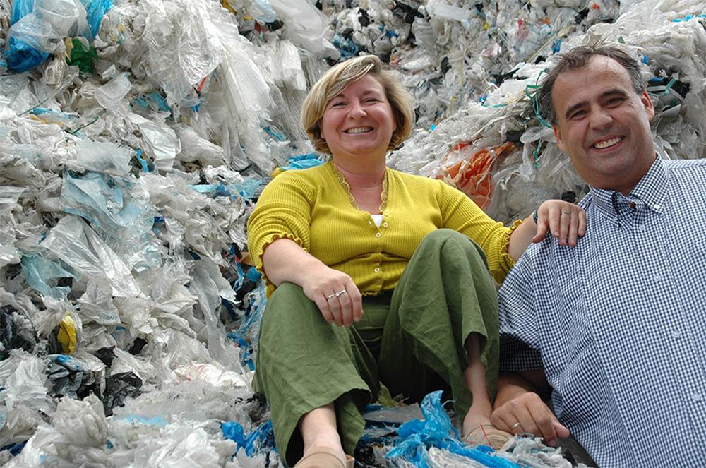 LDPE-recycler Daly Plastics naar honderdduizend ton