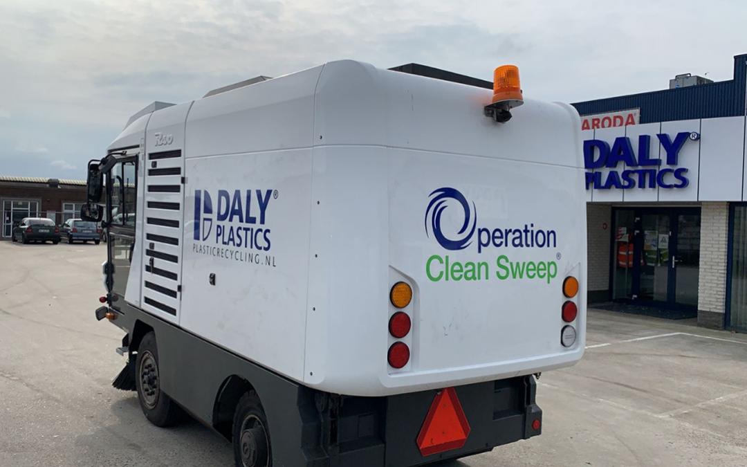Daly Plastics ondertekenaar van Operation Clean Sweep